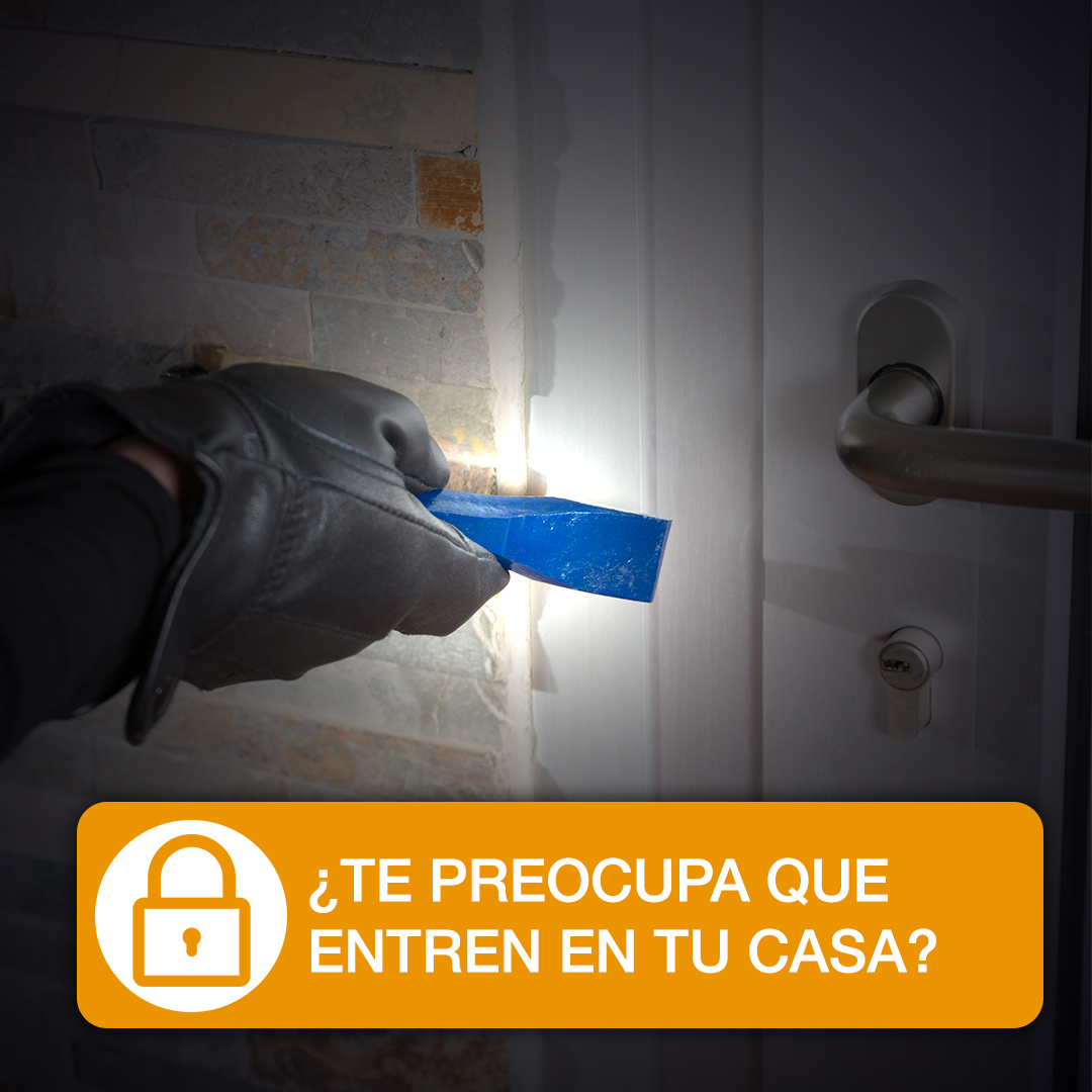 Evita okupas protegiendo tu hogar con las mirillas digitales y las cerraduras inteligentes