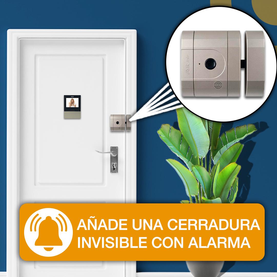 protege tu hogar con las cerraduras invisibles de seguridad para evitar okupas